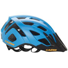 Lazer Roller Helmet cyan blue mat